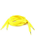 MasterDis Tube Laces 120cm neon yellow