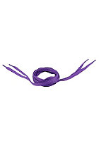 MasterDis Tube Laces 140cm purple