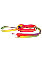 MasterDis Tube Laces 140cm rainbow