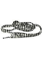 MasterDis TubeLaces Special Flat 120cm zebra