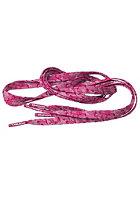 MasterDis TubeLaces Special Flat 140cm camo pink