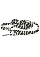 MasterDis TubeLaces Special Flat 140cm zebra