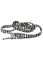 MasterDis TubeLaces Special Flat 90cm zebra