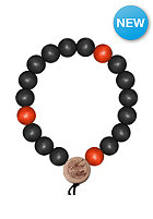 MasterDis Wood Fellas Deluxe Pearl Bracelet black/red