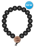 MasterDis Wood Fellas Deluxe Pearl Bracelet black
