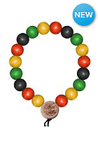 MasterDis Wood Fellas Deluxe Pearl Bracelet rasta