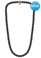 MasterDis Wood Fellas Deluxe Pearl Necklace black