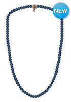 MasterDis Wood Fellas Deluxe Pearl Necklace blue