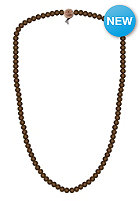 MasterDis Wood Fellas Deluxe Pearl Necklace brown