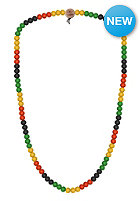 MasterDis Wood Fellas Deluxe Pearl Necklace rasta