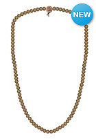 MasterDis Wood Fellas Deluxe Pearl Necklace wheat