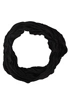 MasterDis Wrinkle loop scarf black