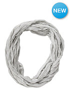 MasterDis Wrinkle loop scarf heather light grey