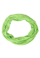 MasterDis Wrinkle loop scarf lime