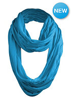 MasterDis Wrinkle loop scarf turquoise