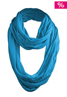 MasterDis Wrinkle loop scarf turquoise