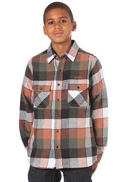 MATIX KIDS/ Boomer L/S Shirt natural