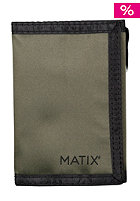 MATIX Stockage Wallet olive