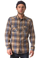 MAVI Checked L/S Shirt bright mustard check