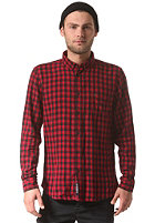 MAVI Checked L/S Shirt rumba red checked