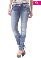MAVI Womens Lindy Denim Pant indigo mermaid str