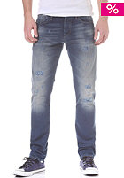 MAVI Yves Denim Pant petrol ripped white edge