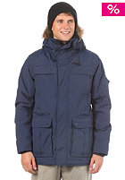 MAZINE Arctic Hooded Jacket navy  