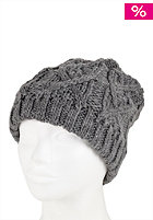 MAZINE Below Beanie mid grey melange