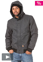MAZINE Bomb 2 Jacket grey melange