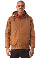 MAZINE Campus Jacket simian brown