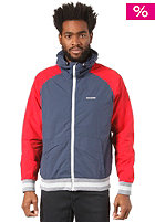MAZINE Carter 2 Jacket navy / true red