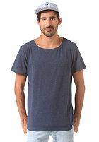 MAZINE Cheste Pocket S/S T-Shirt navy mel.