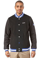 MAZINE Crew Sweat Jacket black mel.