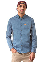 MAZINE Darkhan L/S Shirt medium wash
