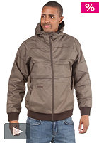 MAZINE  Deep Carter Jacket grown/brown