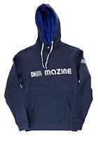 MAZINE Kids Basic Printed Hooded Sweat peacoat mel.