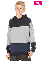 MAZINE KIDS/ Berndi Hooded Sweat night/navy/grey melange  