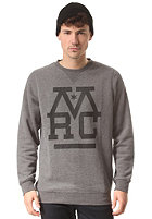 MAZINE MRC Crew Neck Sweat dark grey mel.