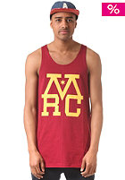 MAZINE MRC Tank Top rumba red