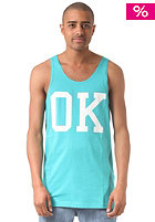 MAZINE OK Tank Top baltic