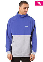 MAZINE Parrish Hooded Sweat mazineblue / mid grey mel.