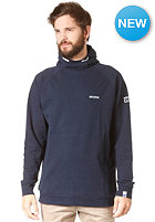 MAZINE Passkall Hooded Sweat navy