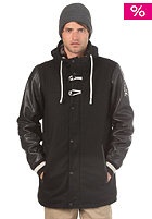MAZINE Ron Hooded Jacket black