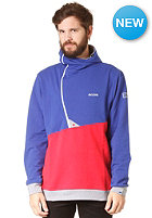 MAZINE Sentinel Hooded Sweat mazineblue / Poppy