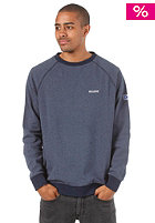 MAZINE Shaft Sweatshirt navy melange