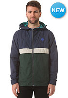Sobral Jacket navy / pineneedle