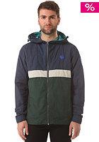 MAZINE Sobral Jacket navy / pineneedle