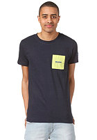 MAZINE Stanley S/S T-Shirt navy