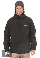MAZINE System Hooded Jacket black