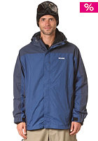 MAZINE System Hooded Jacket cobalt / navy